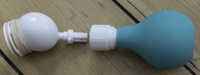 Penis Head Pumping