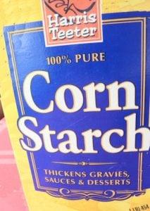 cornstartch package