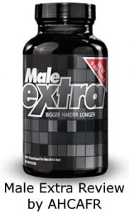 Male Extra Review by AHCAFR