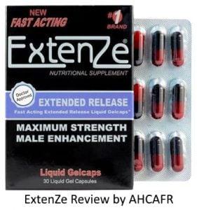 Extenze pills review by ahcafr