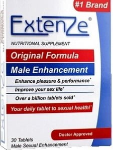 original extenze package