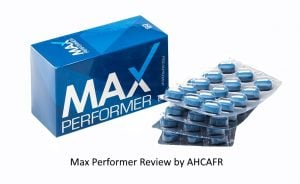 Max Performer Packaging