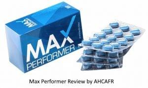 Max performer packaging