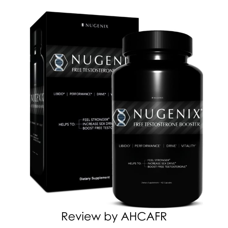 Nugenix Testosterone Boosting Pills - Reviews