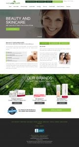 Leading Edge Health Homepage