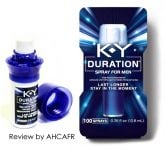 K-Y Duration Spray Review