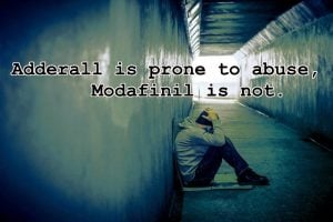 adderall is prone to abuse