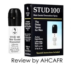 stud 100 official product packaging bottle and box