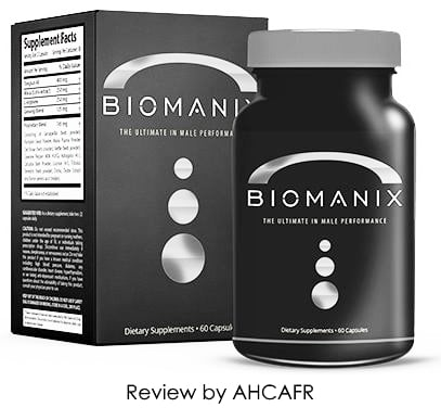 Biomanix Pills Reviews And Side Effects 2018