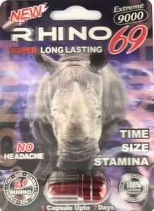 rhino 69 packaging