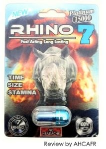 rhino 7 original product packaging