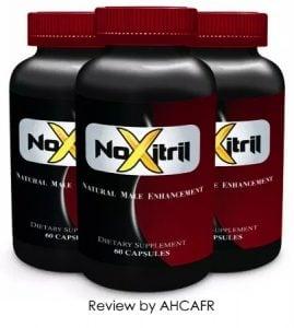 Noxitril 3 bottles