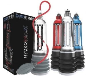 Bathmate Hydromax Pumps