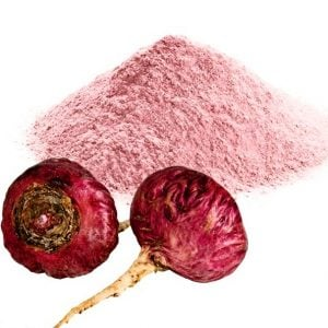 red maca root and powder