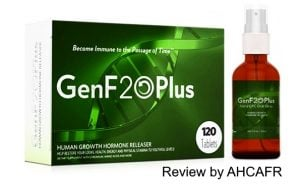 genf20 plus package capsules and oral spray