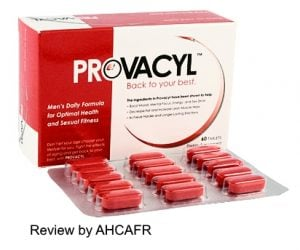 provacyl packaging