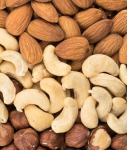 vasolidating food like nuts