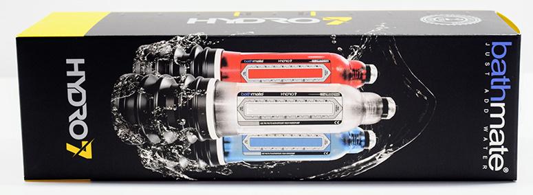 hydro7 box laying sideways